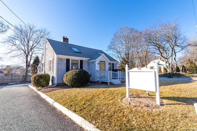 57 Tower Hill Rd, Barnstable, MA 02655 (MLS #72620539) :: Exit Realty