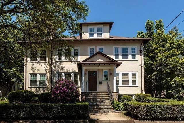 22 Brandon Rd A, Milton, MA 02186 (MLS #72620573) :: Spectrum Real Estate Consultants