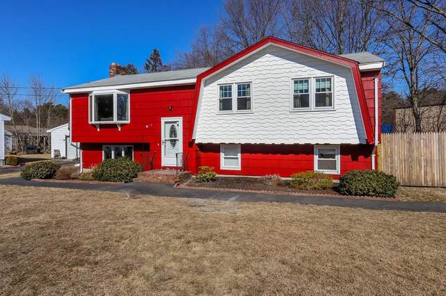 12 Russell St, Canton, MA 02021 (MLS #72620624) :: Spectrum Real Estate Consultants