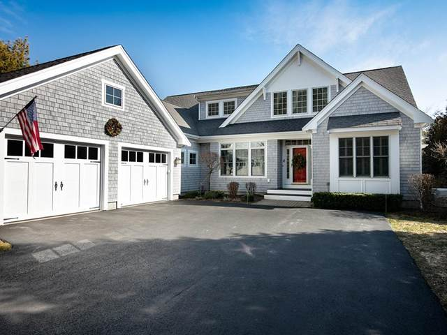 11 Hitching Post, Plymouth, MA 02360 (MLS #72620663) :: DNA Realty Group
