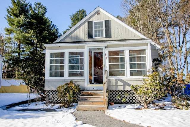 319 Main St, Holden, MA 01520 (MLS #72620767) :: Kinlin Grover Real Estate