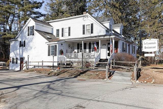 416 Great Road, Acton, MA 01720 (MLS #72620797) :: Welchman Real Estate Group