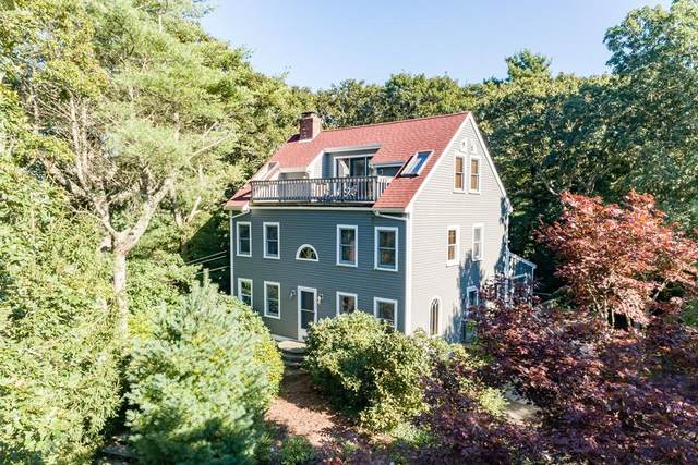 21 Ridgeview Dr, Falmouth, MA 02540 (MLS #72620809) :: Welchman Real Estate Group
