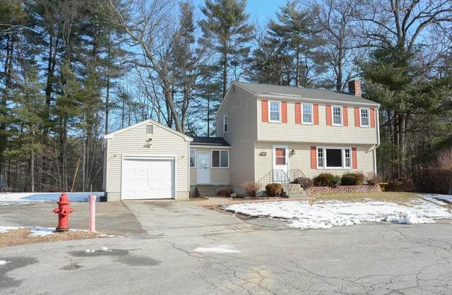 218 Freda Ln, Lowell, MA 01854 (MLS #72620829) :: The Gillach Group