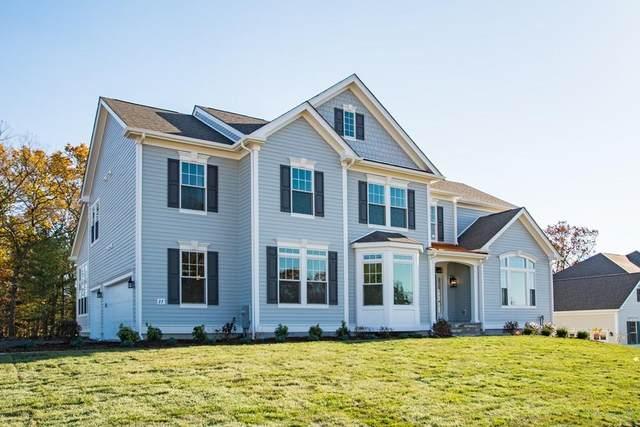 39 Woodlot Drive - Lot 14, Milton, MA 02186 (MLS #72620861) :: Walker Residential Team