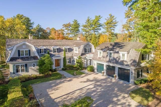 16 Pine Ridge Dr, Mattapoisett, MA 02739 (MLS #72620862) :: Berkshire Hathaway HomeServices Warren Residential