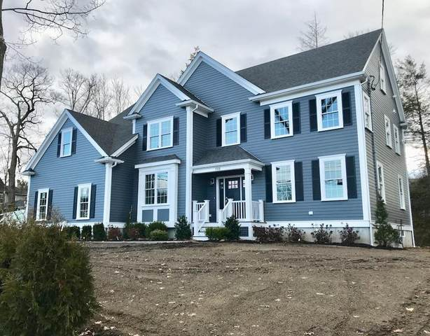 198 Bedford Street, Lexington, MA 02420 (MLS #72620864) :: Welchman Real Estate Group