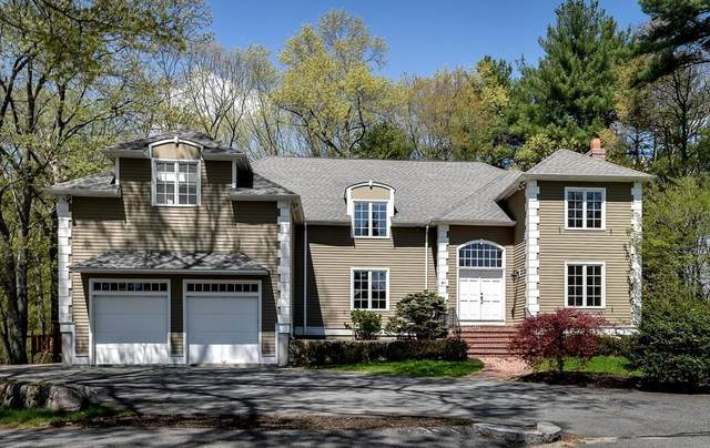 91 Pheasant Landing Rd, Needham, MA 02492 (MLS #72620901) :: The Gillach Group