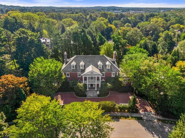 14 Old Orchard Rd, Newton, MA 02467 (MLS #72620921) :: Welchman Real Estate Group