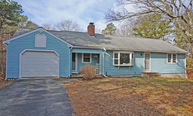 9 Frost Ave, Yarmouth, MA 02673 (MLS #72620947) :: Welchman Real Estate Group