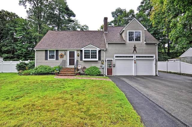 16 A Hammond Rd, Natick, MA 01760 (MLS #72620950) :: Welchman Real Estate Group