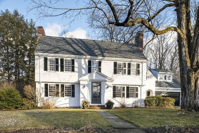 11 Sawyer Rd, Wellesley, MA 02481 (MLS #72620972) :: The Gillach Group