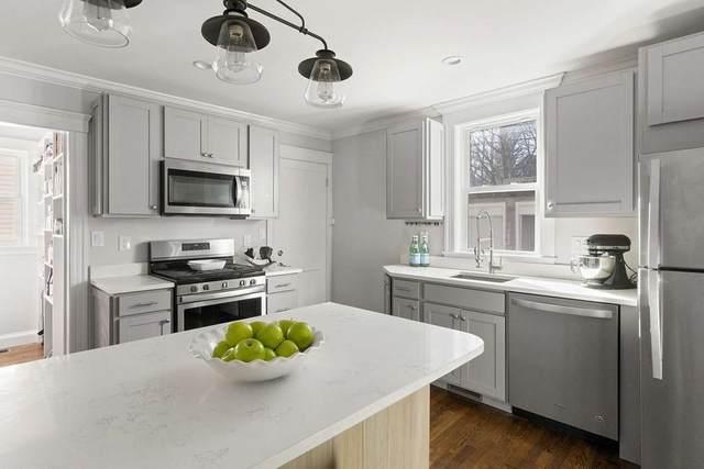 543 Hyde Park Avenue #1, Boston, MA 02131 (MLS #72621193) :: The Gillach Group
