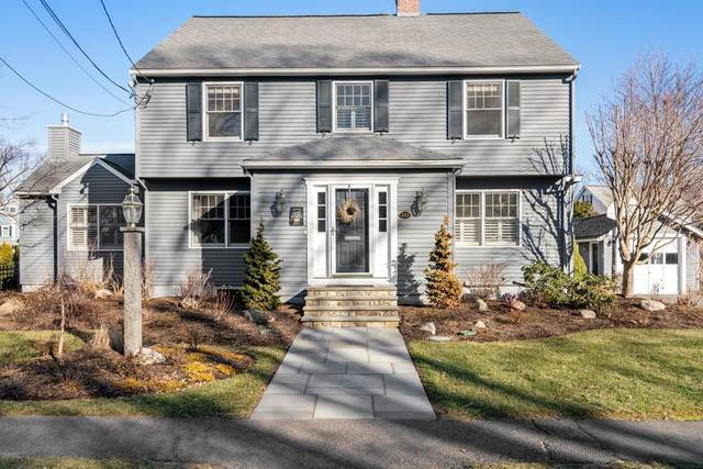 122 Melrose Avenue, Needham, MA 02492 (MLS #72621201) :: The Gillach Group