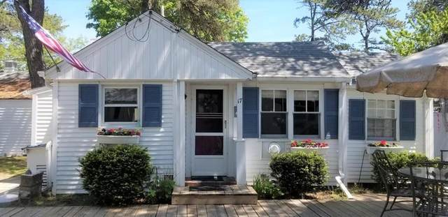 258 Old Wharf Road #17, Dennis, MA 02639 (MLS #72621217) :: DNA Realty Group