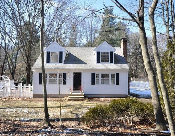 368 Old Marlboro Rd, Concord, MA 01742 (MLS #72621223) :: Walker Residential Team