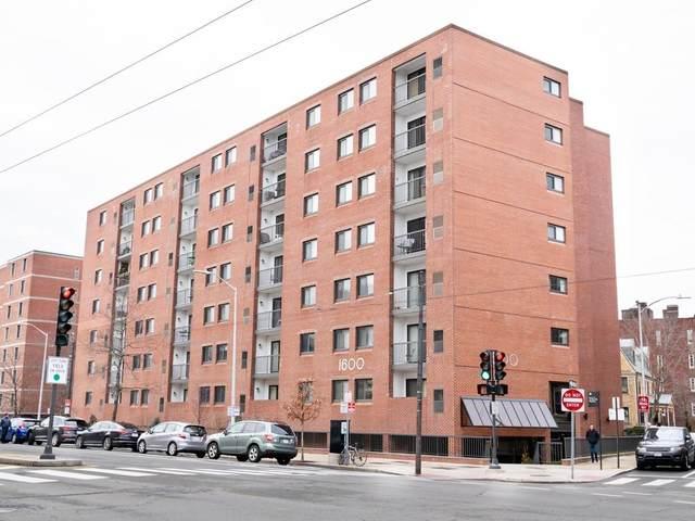 1600 Massachusetts Ave #501, Cambridge, MA 02138 (MLS #72621241) :: Walker Residential Team