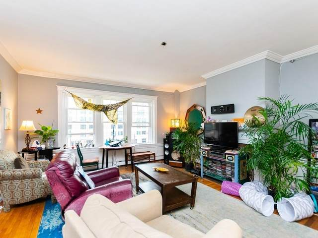 1653 Commonwealth Ave #5, Boston, MA 02135 (MLS #72621279) :: Charlesgate Realty Group