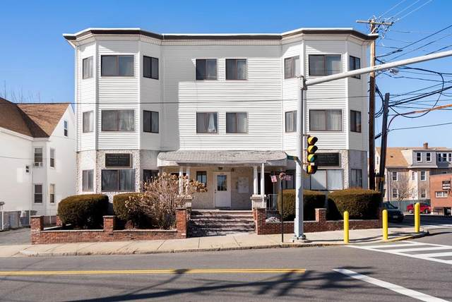 216 Beach St #5, Revere, MA 02151 (MLS #72621334) :: Exit Realty
