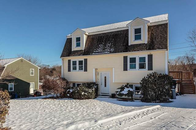 54 Rainbow Drive, Haverhill, MA 01835 (MLS #72621372) :: DNA Realty Group