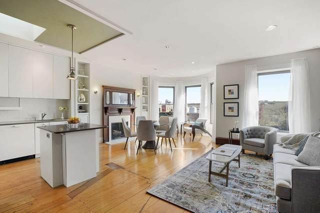 195 St Botolph Street #4, Boston, MA 02115 (MLS #72621407) :: The Gillach Group