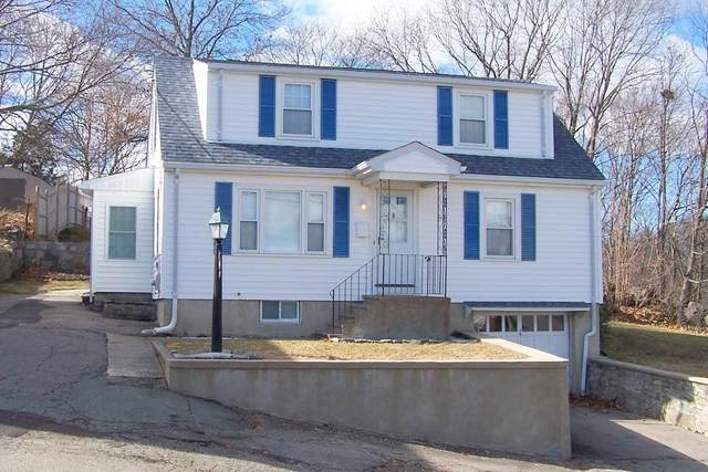 56 Loring St, Quincy, MA 02169 (MLS #72621429) :: Driggin Realty Group