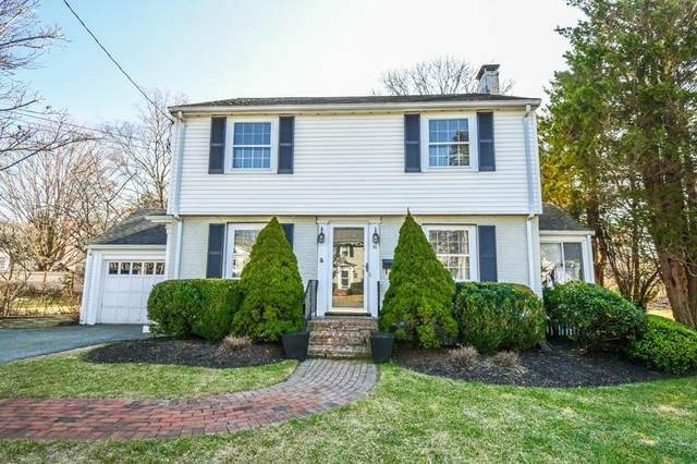 21 Lancaster Road, Needham, MA 02492 (MLS #72621481) :: The Gillach Group