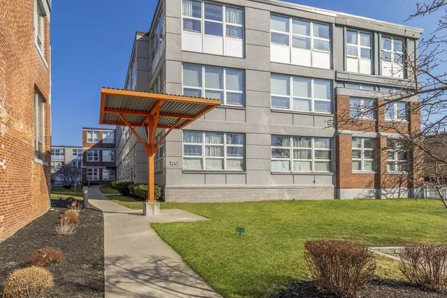 120 Holmes St #205, Quincy, MA 02171 (MLS #72621638) :: Charlesgate Realty Group