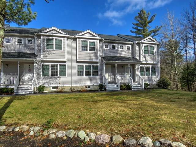 8 Great Cedar Drive #8, Hanson, MA 02341 (MLS #72621652) :: Charlesgate Realty Group