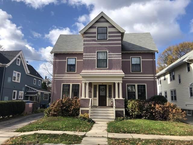 62 Oak Avenue, Belmont, MA 02478 (MLS #72621653) :: Charlesgate Realty Group