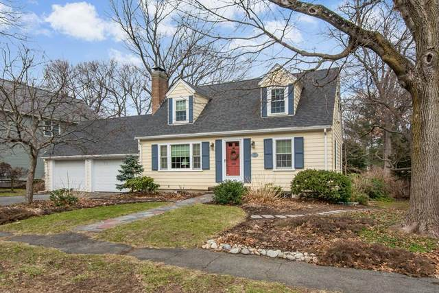 21 Spring Road, Needham, MA 02494 (MLS #72621654) :: The Gillach Group