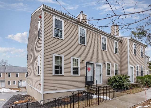 129 Lowell Street #55, Peabody, MA 01960 (MLS #72621662) :: Exit Realty