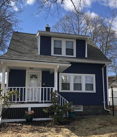 58 Arthur St, Braintree, MA 02184 (MLS #72621683) :: Charlesgate Realty Group