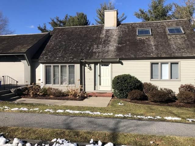 112 Potter Pond #112, Lexington, MA 02421 (MLS #72621729) :: Charlesgate Realty Group