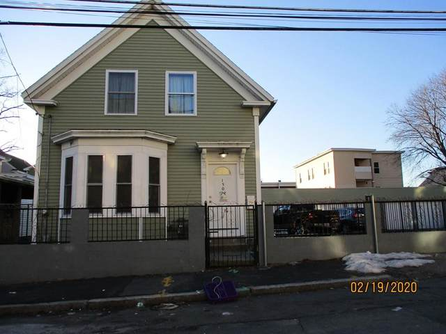 150 Saratoga, Lawrence, MA 01841 (MLS #72622034) :: Exit Realty