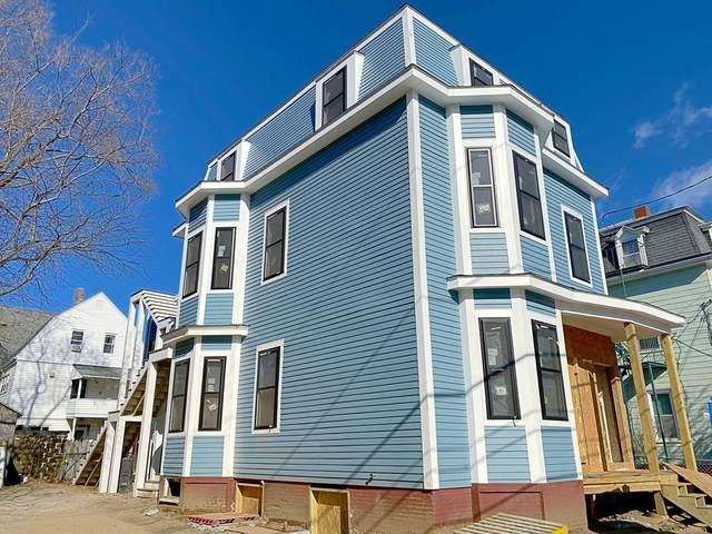 18-1 Irving Street #1, Somerville, MA 02144 (MLS #72622078) :: Charlesgate Realty Group
