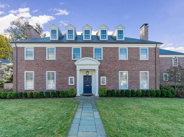 69 Randolph Road, Brookline, MA 02467 (MLS #72622098) :: The Gillach Group