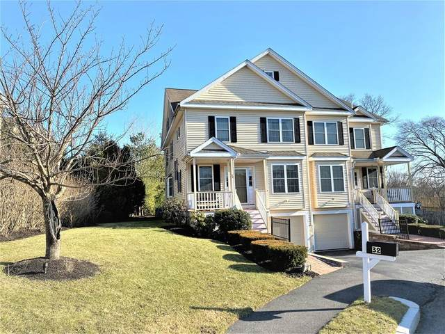 32 Andrea Circle #32, Needham, MA 02494 (MLS #72622159) :: The Gillach Group