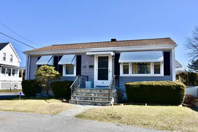 119 Prospect St., Dartmouth, MA 02748 (MLS #72622239) :: The Duffy Home Selling Team