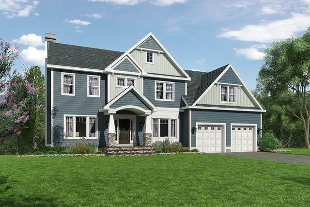 Lot 3 Layla's Way, Rehoboth, MA 02769 (MLS #72622307) :: Kinlin Grover Real Estate