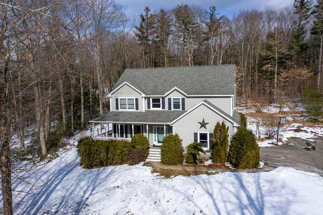 153 Northwest Road, Westhampton, MA 01027 (MLS #72622324) :: Driggin Realty Group