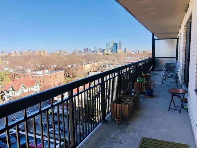 60 Longwood #1004, Brookline, MA 02446 (MLS #72622400) :: Zack Harwood Real Estate | Berkshire Hathaway HomeServices Warren Residential