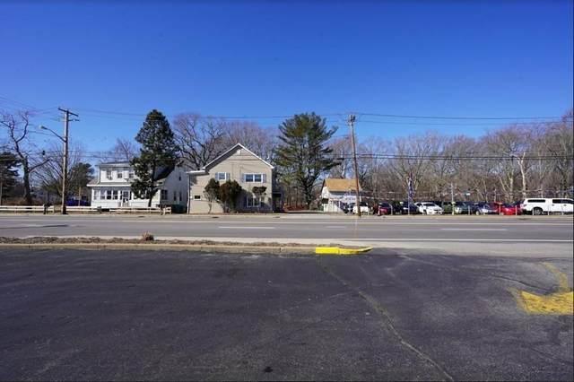 537 & 541 Washington St, Attleboro, MA 02703 (MLS #72622481) :: Driggin Realty Group