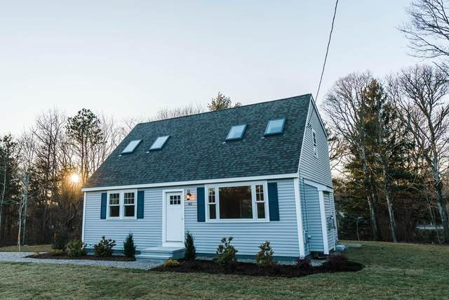 100 Broken Bow Road, Falmouth, MA 02536 (MLS #72622495) :: Driggin Realty Group