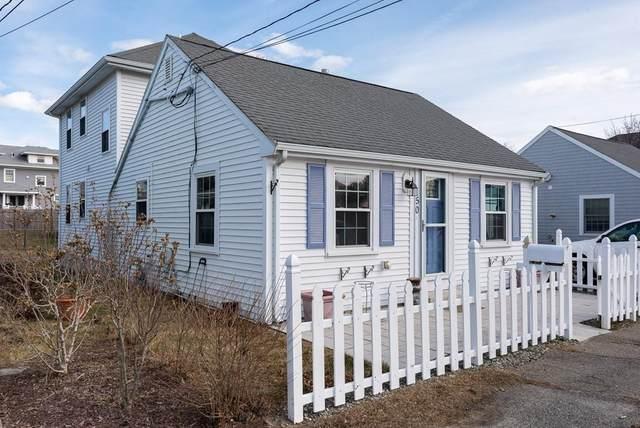 150 Samoset Ave, Hull, MA 02045 (MLS #72622524) :: Kinlin Grover Real Estate