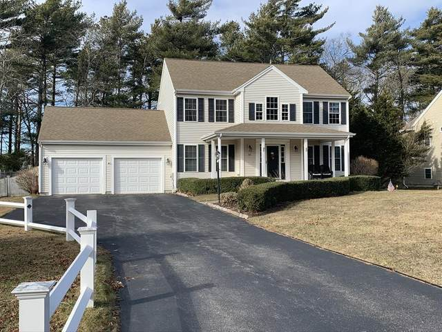 45 Deseret Dr, Bourne, MA 02532 (MLS #72622573) :: Driggin Realty Group