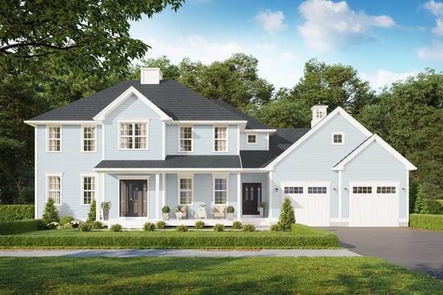 4 Carriage House Way Lot 1, Scituate, MA 02066 (MLS #72622575) :: revolv