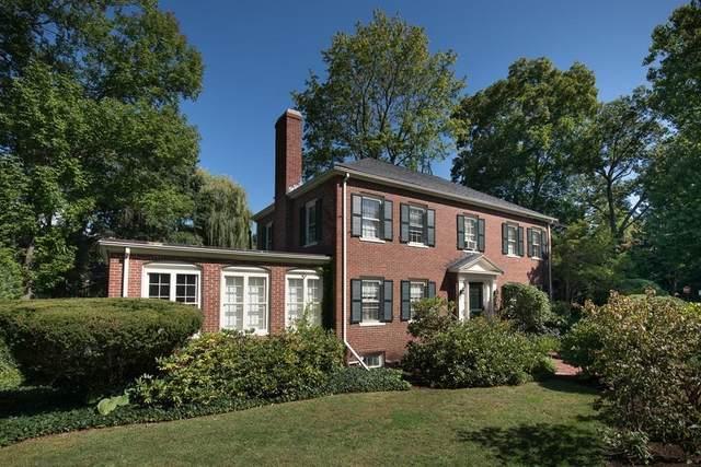 4 Wyman Rd, Cambridge, MA 02138 (MLS #72622583) :: Westcott Properties