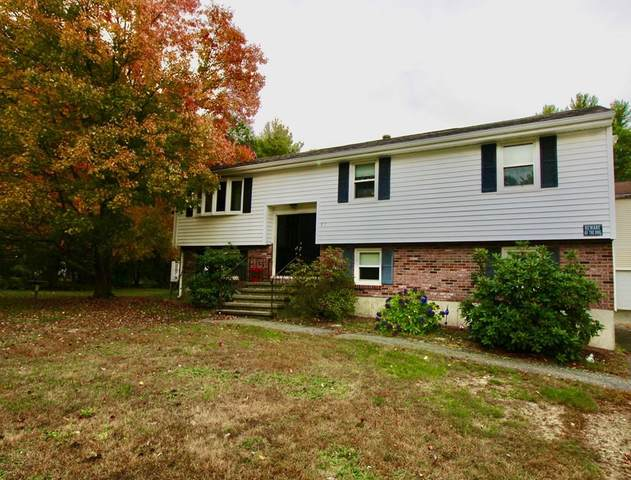 97 Pheasant Road, Billerica, MA 01821 (MLS #72622610) :: Westcott Properties