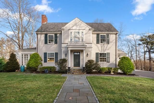 687 Boston Post Rd, Weston, MA 02493 (MLS #72622634) :: Westcott Properties